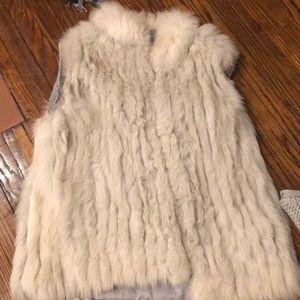 Saga Furs Jackets & Coats - SAGA FOX Stroller/Vest Super Chic NWOTS
